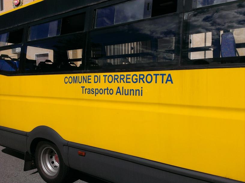 Sospensione temporanea del servizio scuolabus per il Comune di Torregrotta