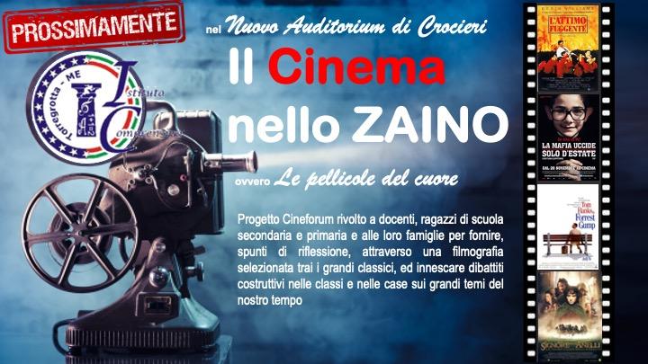 Progetto Cineforum